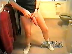 Little Dad With Big Cock