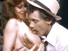 John Holmes, Candy Samples, Uschi Digard in vintage porn video