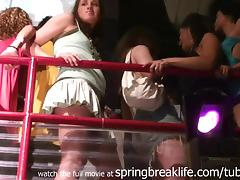 SpringBreakLife Video: 1 Dreamgirls Club Up-The-Skirt