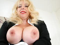 Lucy in Sexy Fun Scene