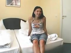Audition, Amateur, Audition, Casting, German, Teen