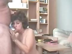 Homemade granny sex video of me screwing my wife