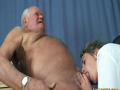 Taboo, 18 19 Teens, Old Man, Piercing, Small Tits, Teen