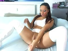 lee - creamy masturbation dirty talk german