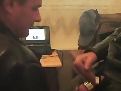 motard suce motocuir66