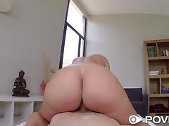 POVD - Big booty Franceska Jaimes fucks guy