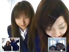 zipang 5216 VIP caught Vol.1! Closed goodbye uniforms girls photo booth Hidden Camera Vol.04