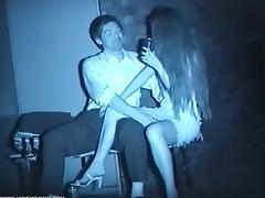 Infrared Voyeur Night Outdoor Sex