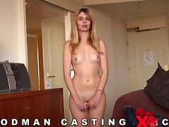 Casting, Anal, Assfucking, Audition, Blonde, Boobs