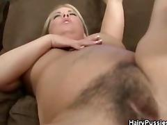 Hairy And Phat Ass Honey Fucked