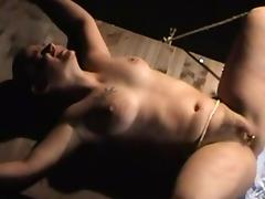 Caning, BDSM, Caning, Clit, Hardcore, Piercing