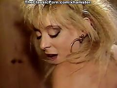 Nina Hartley, Nina DePonca, Jerry Butler in classic sex
