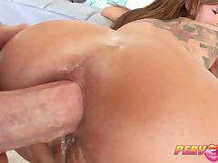 PervCity Alyiah Stone Ass Fucking MOM