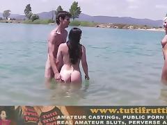 Beach, Amateur, Beach, Group, Nude, Orgy