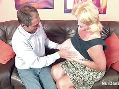 Grandfather, Audition, Big Cock, Casting, Fucking, German