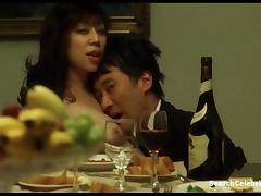 Minako Komukai and Kei Mizutani - Flower & Snake 3