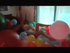 Balloon, Balloon, Fetish