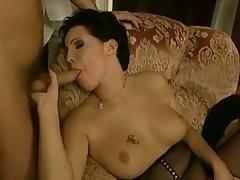 Vintage clip shows swingers shagging
