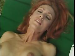 Milf gets cock digging in her cunt