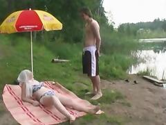Babe, Babe, Fucking, Mature, Old, Russian