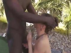 Interracial Public
