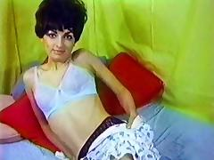 SITAR STRIP -vintage striptease music video 60s