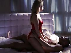 Mia Malkova (Red Satin)