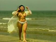 Beach, Asian, Beach, Brunette, Teen