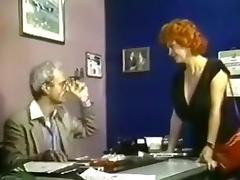 Milk, Big Tits, Milk, Redhead, Stockings, Vintage