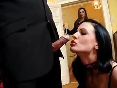 Brunette Slut DPed