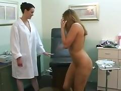 LESBIAN NURSE (estefania)
