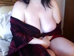 BBW, BBW, Big Tits, Solo, Webcam