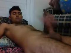 Masturbating Turkey-Turkiish Cub Aydin Long Time Jack Off