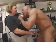 Granny, Anal, Assfucking, BBW, Chubby, Chunky