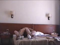 Moglie zoccola scopata in hotel parte 2