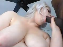 Great bbw anal