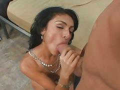 Oriental nympho wife cuckolding
