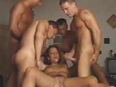 Hungarian, Creampie, Double Penetration, Hungarian