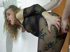 Assfucking, Anal, Assfucking, Blonde, Blowjob, Couple