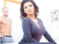 Eli Hunter & Jessy Dubai in Jessy Dubai, TS Superstar Video
