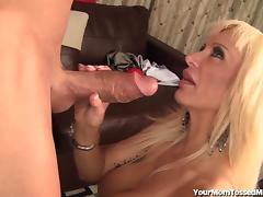 Ass Licking, Ass Licking, Blonde, Hardcore, Mature, MILF