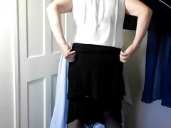 Undressing, Stockings, Undressing