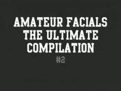Amateur facials the ultimate compilation