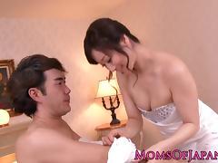 Japanese milf Shizuku Morino sixtynining guy