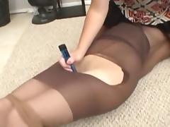 Bondage, Bondage, Bound, Femdom, Nylon, Pantyhose
