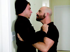 Adam Russo & Alex Greene in Schoolboy Fantasies Video
