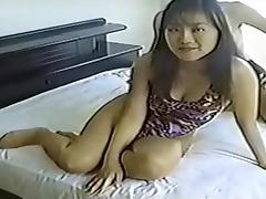 Exotic Japanese hoochie wants me to bang her in doggy position