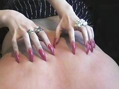 hot marylin scratching