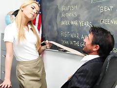 Alina West, Tommy Gunn in Corrupt Schoolgirls #10,  Scene #03