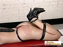 Backstage, Backstage, BDSM, Bondage, Femdom, Punishment